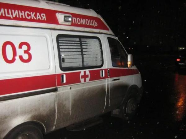 В аварию на Новостройке попала маршрутка №59