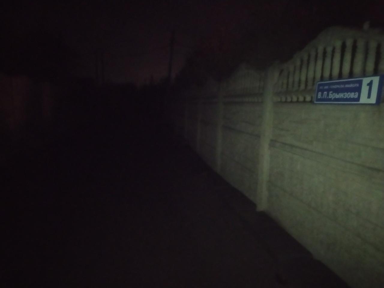 Деревня Курнявцево в Брянском районе отрезана от света
