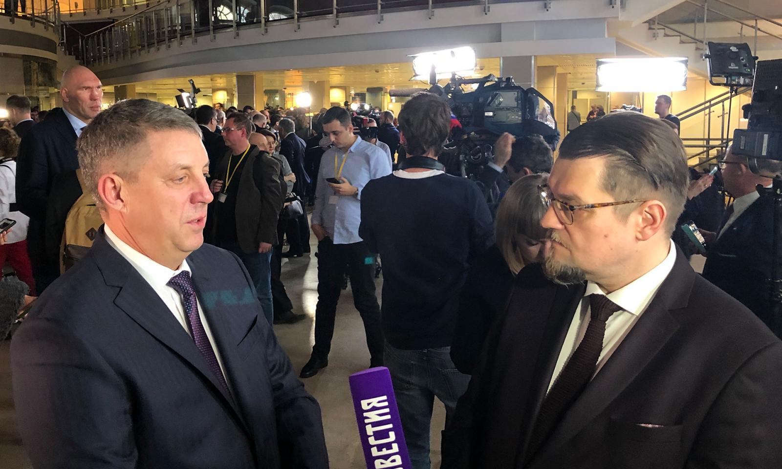 Брянский губернатор назвал послание президента мощным