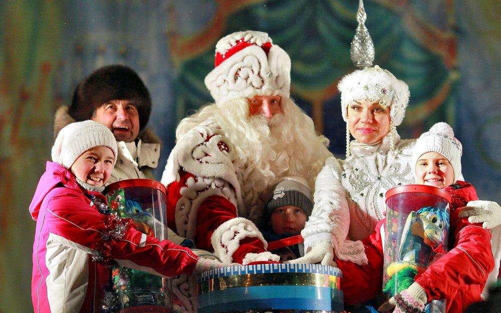 Три тысячи мероприятий обещают брянцам на новогодних праздниках