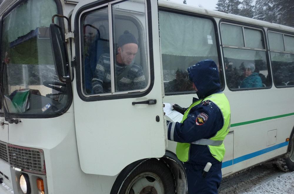 В среду в Бежице проверят водителей автобусов