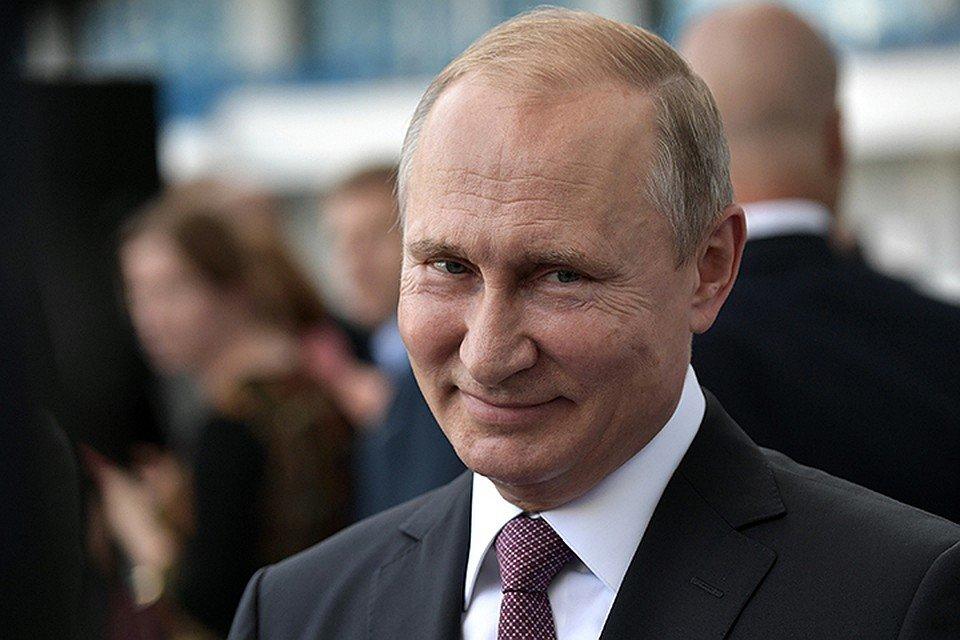 Брянщина оказалась в пятерке лидеров в доверии к президенту