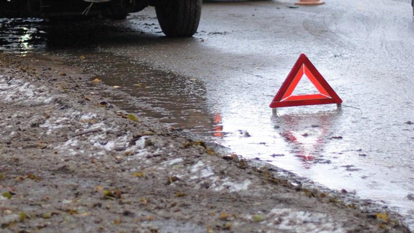 В Погаре под колеса авто попал пьяный пешеход