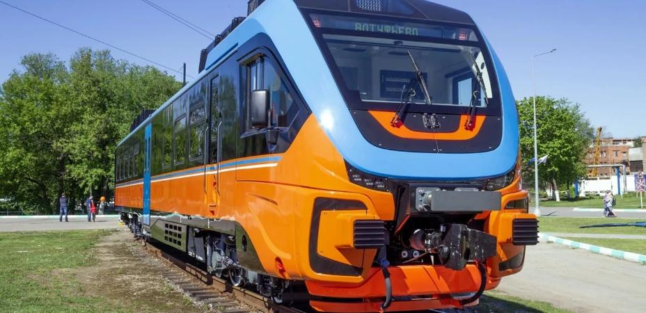 Брянск и Орел связали новые рельсовые автобусы
