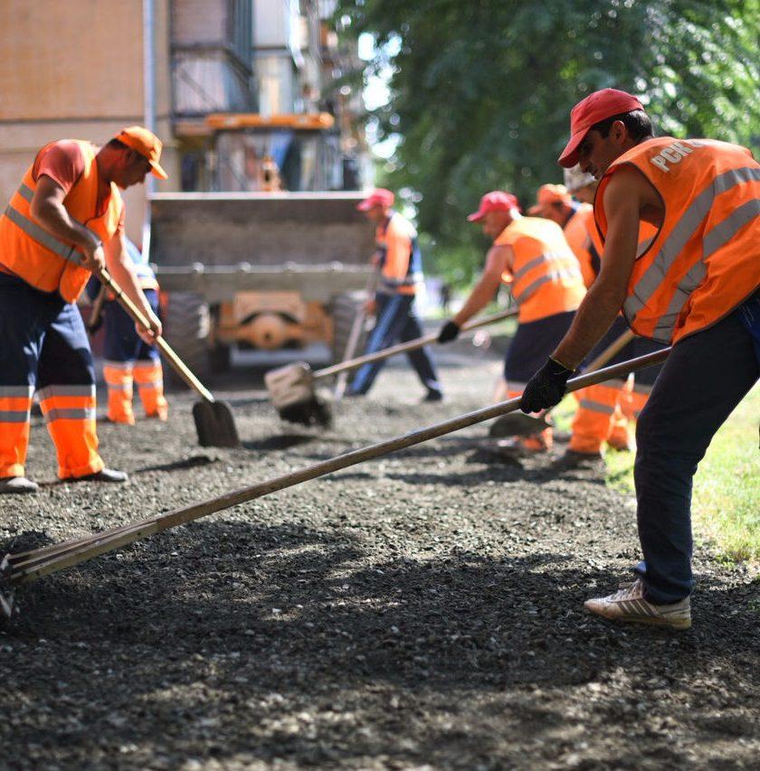 Ремонт восьми дворов обещают Брянску