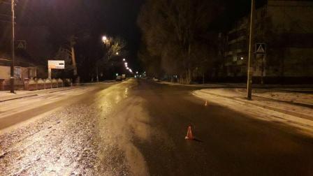 В Брянске водитель сбил пьяную девушку и скрылся