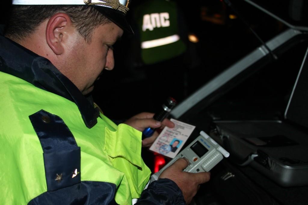 Этой ночью брянских водителей ждут сплошные проверки