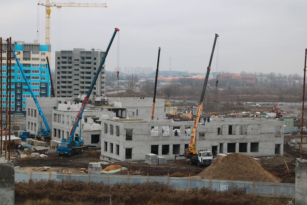 Еще один детский сад построят в Брянске к лету