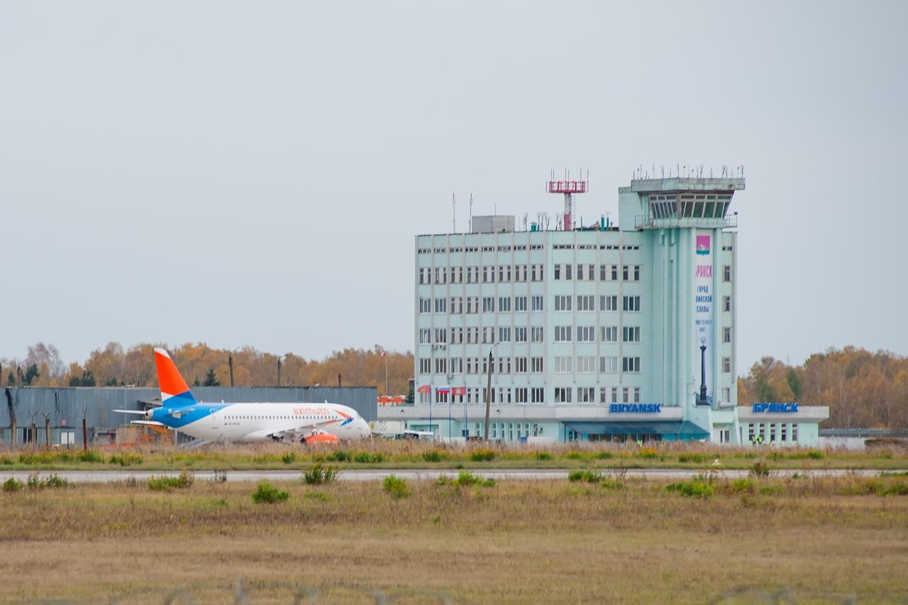 Стал известен список субсидируемых авиарейсов из Брянска на будущий год