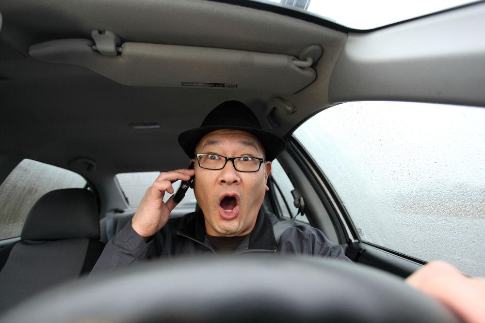 Брянские таксисты испугались скрытых патрулей