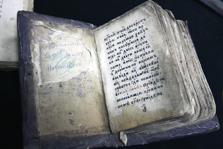 Краеведческий музей получил культурные ценности от брянской таможни