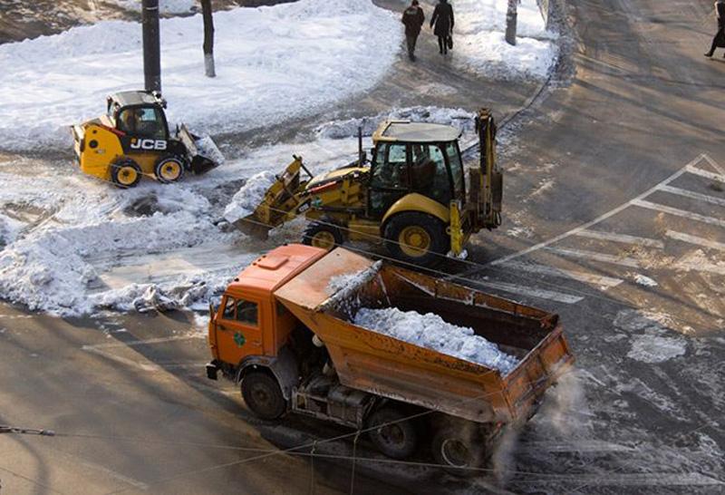 Это зимой на улицы Брянска выйдут 140 единиц техники