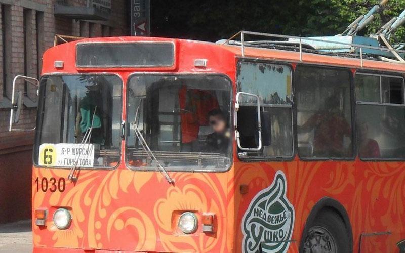 Троллейбусы вернут на Авиационную