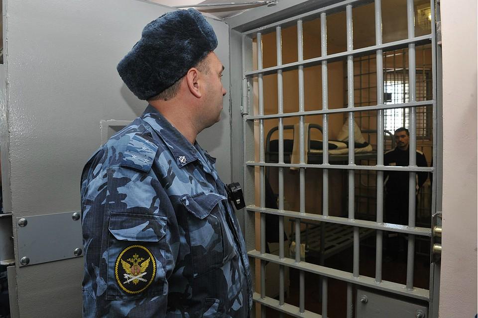 В брянских тюрьмах сидят более пяти тысяч человек