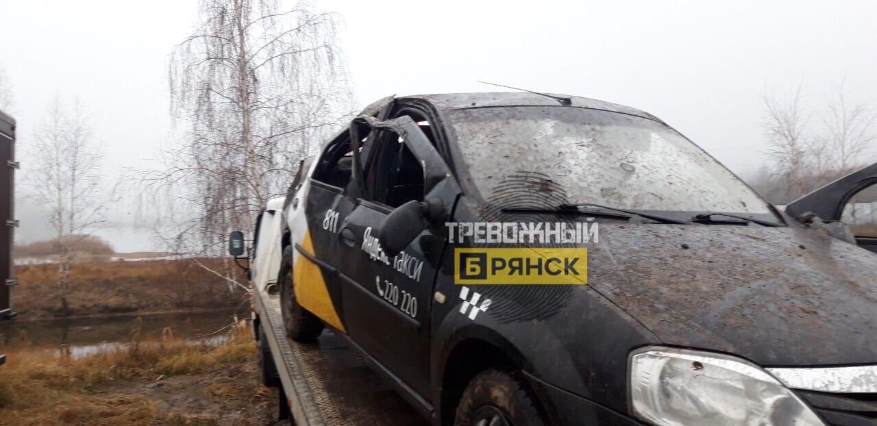 В Брянске таксиста обвиняют в пьяном ДТП
