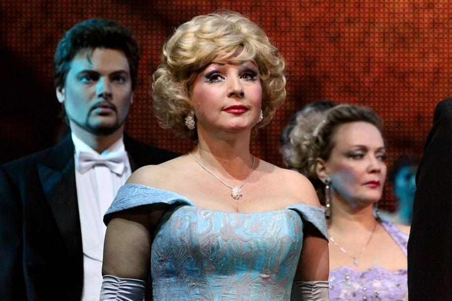 Музыкальную комедию «Веселая вдова» покажут в Брянске