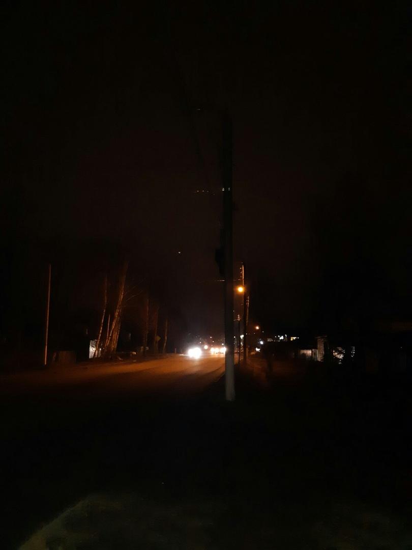 Володарка погрузилась во тьму