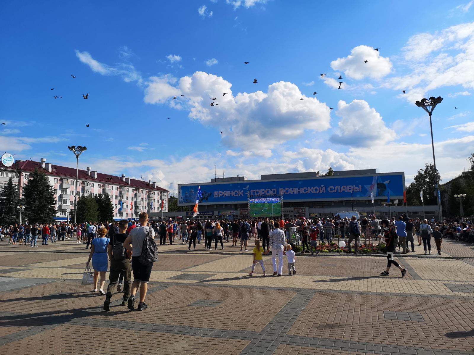 Жителей Брянска расстроило поражение России в матче ЧМ-2018