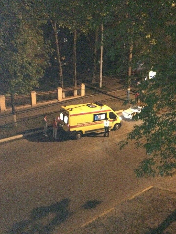 В Брянске на пешеходном переходе  сбили мужчину