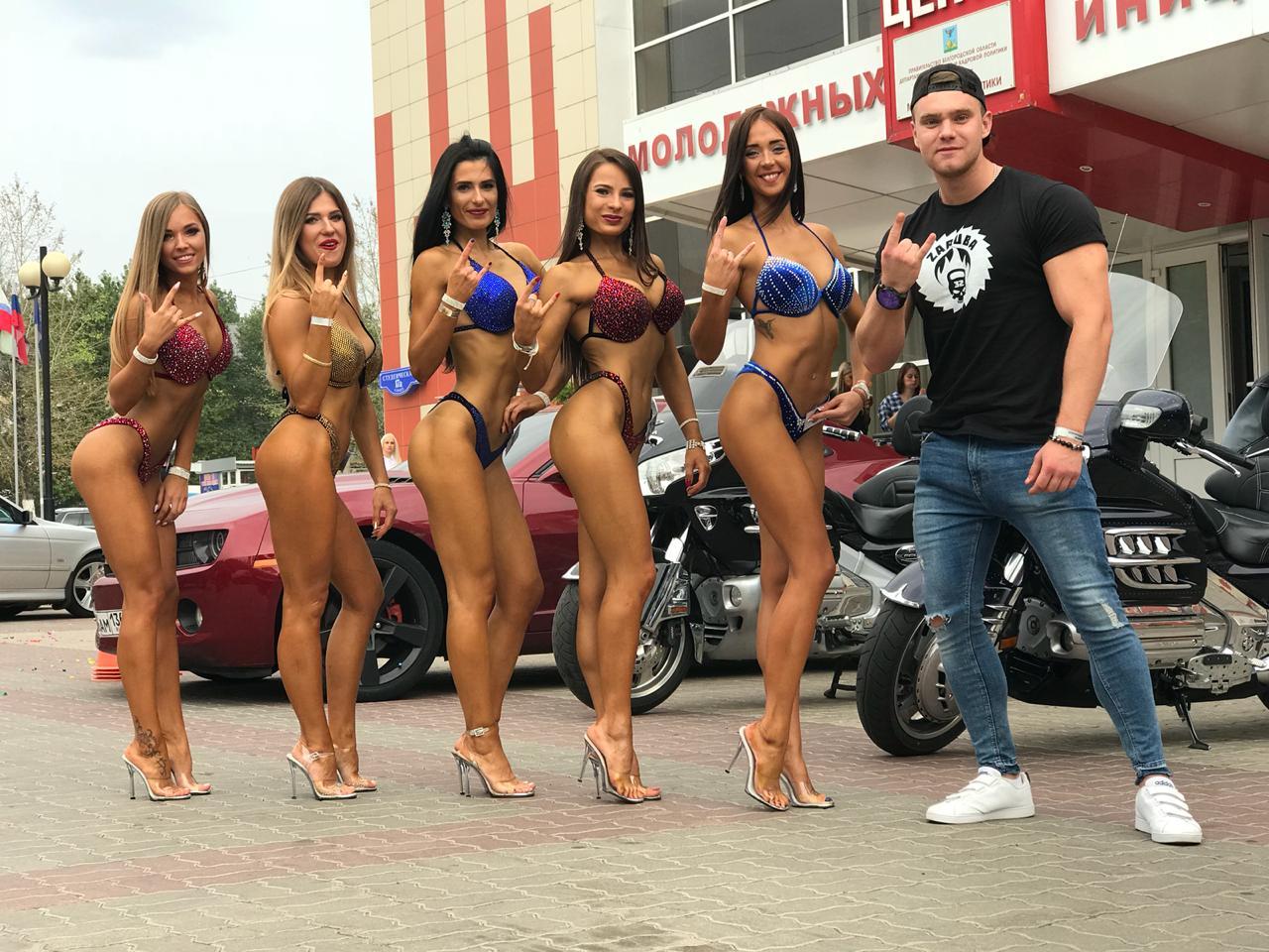 Брянские девушки поборятся за звание «Мисс фитнес-бикини»