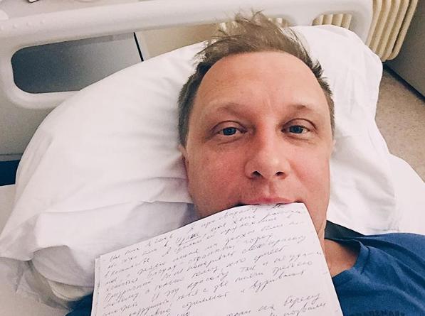 Еда, праздники, алкоголь, нервы: Сергей Горобченко экстренно госпитализирован