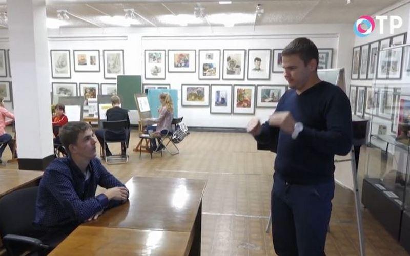 О глухонемом учителе из Новозыбкова узнала вся страна