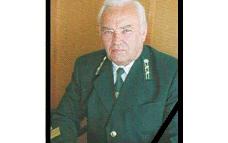 Управление лесами Брянской области скорбит о смерти Геннадия Умнова
