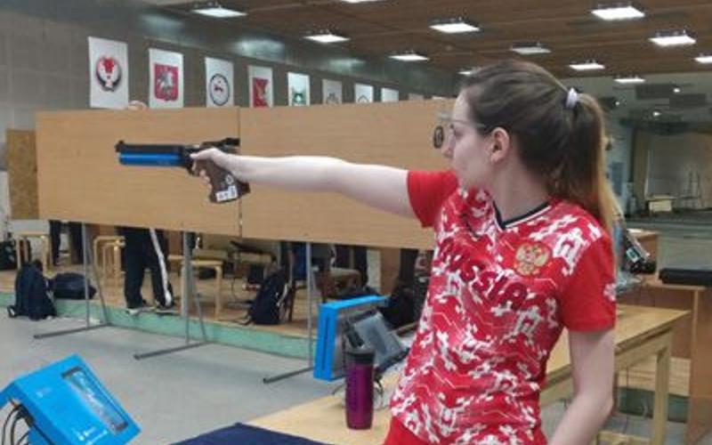 Брянская спортсменка отправилась в Германию на Кубок мира по стрельбе