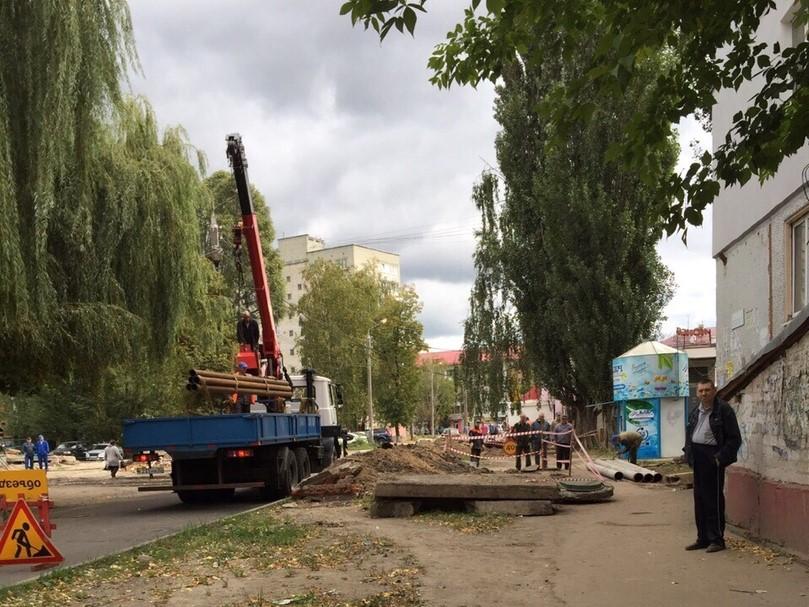 Жители улицы Орловской жалуются на коммунальный беспредел
