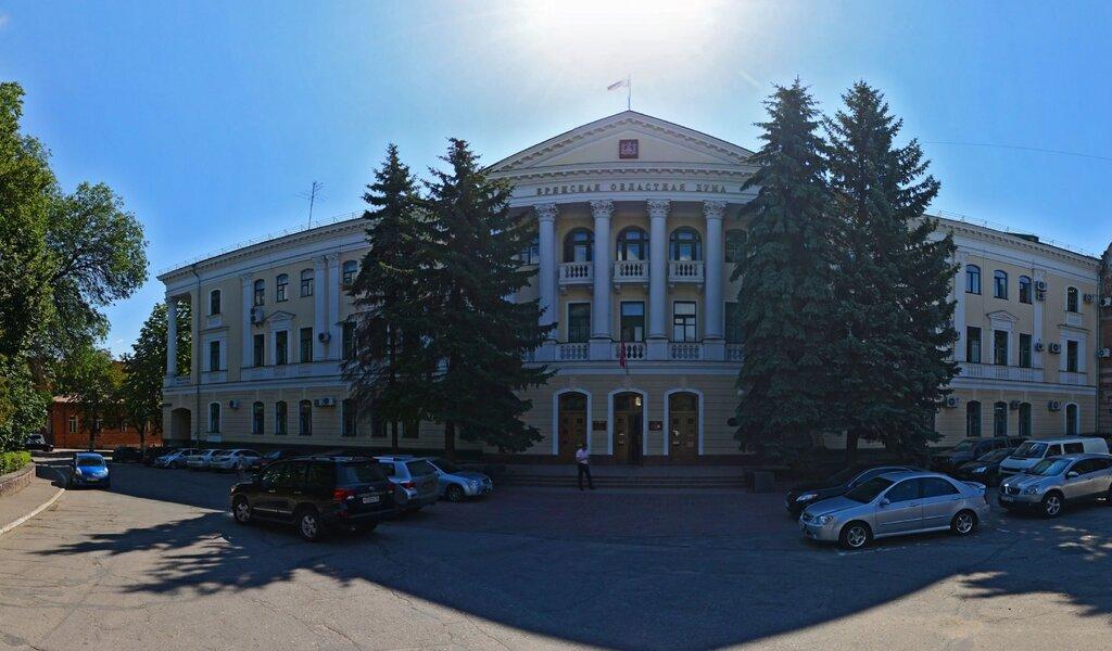 В Брянске назначено внеочередное заседание областной думы