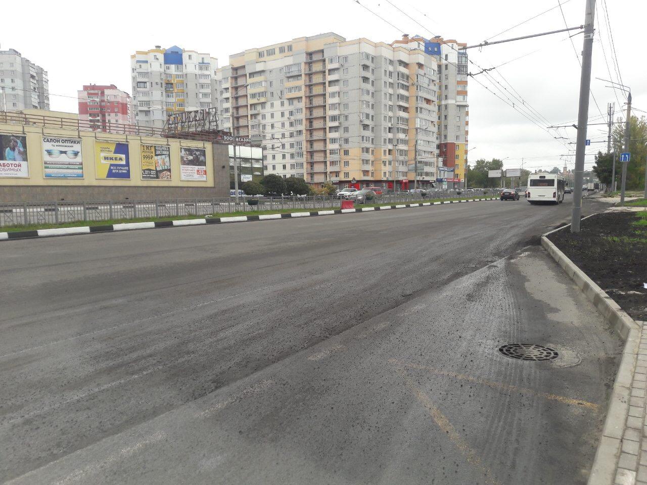 Подрядчик завершил фрезерование Первомайского моста в Брянске