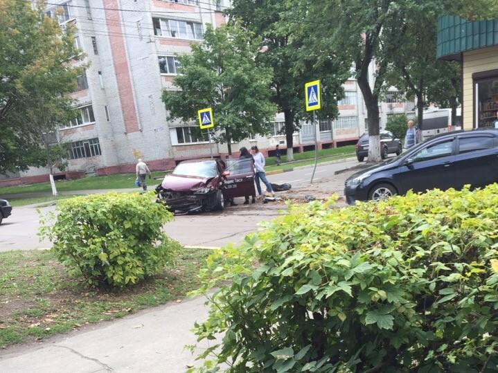 Появились подробности ДТП с участием «Яндекс.Такси» в Брянске