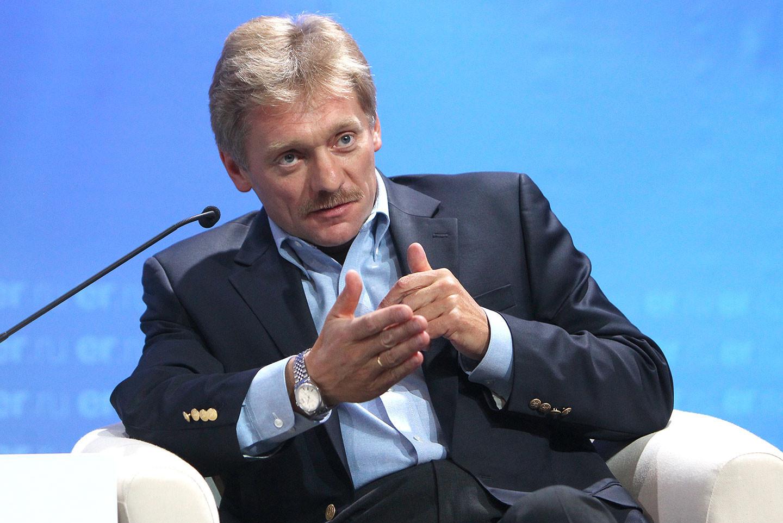 Песков прокомментировал решение Трампа отложить санкции