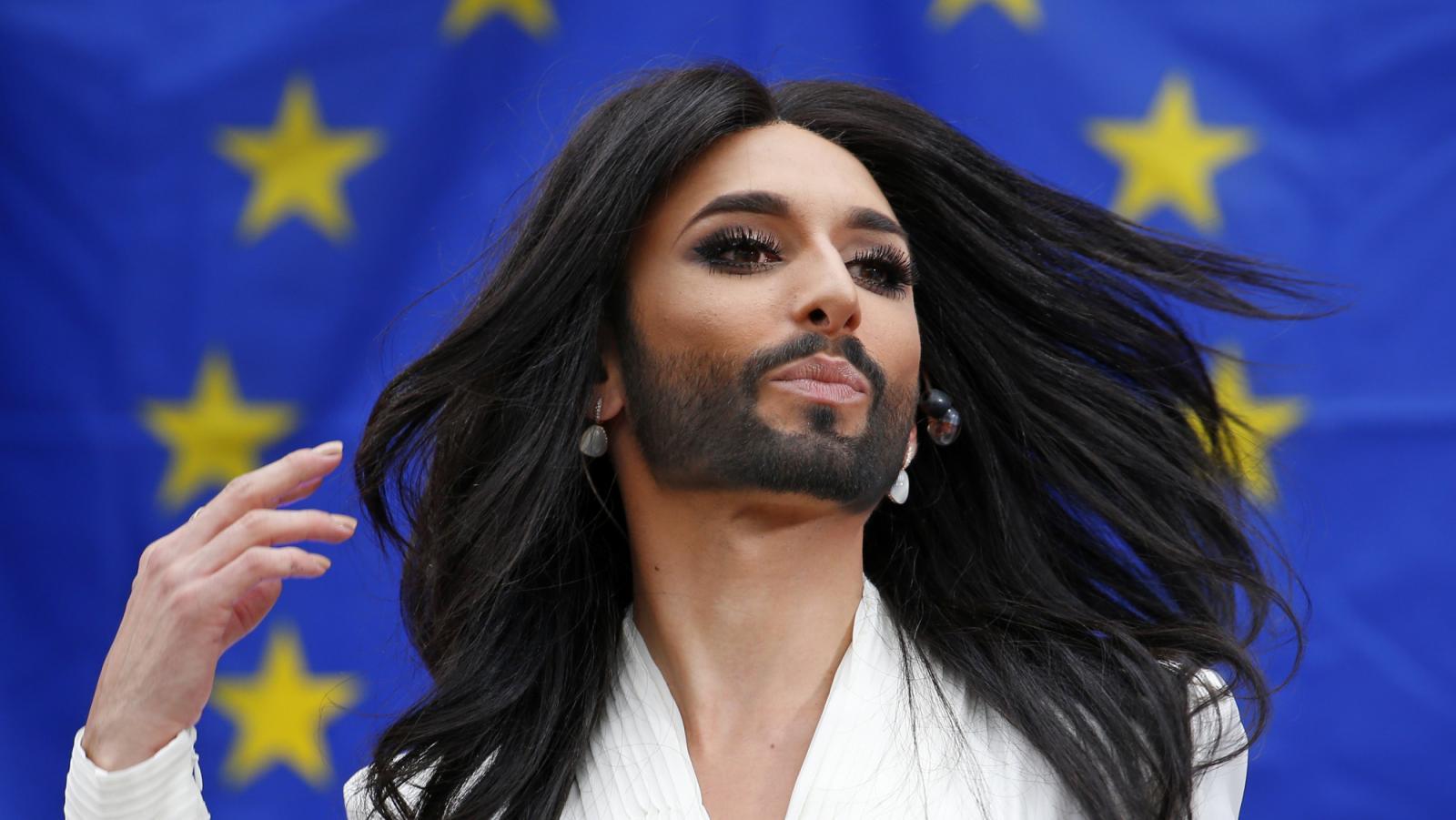 Признание: Кончита Вурст заявила оположительном ВИЧ-статусе