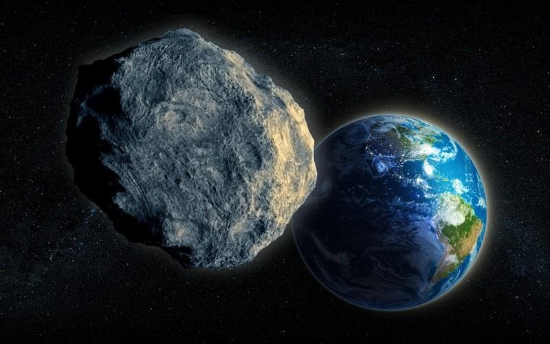 Над головами землян 12октября пронесется астероид