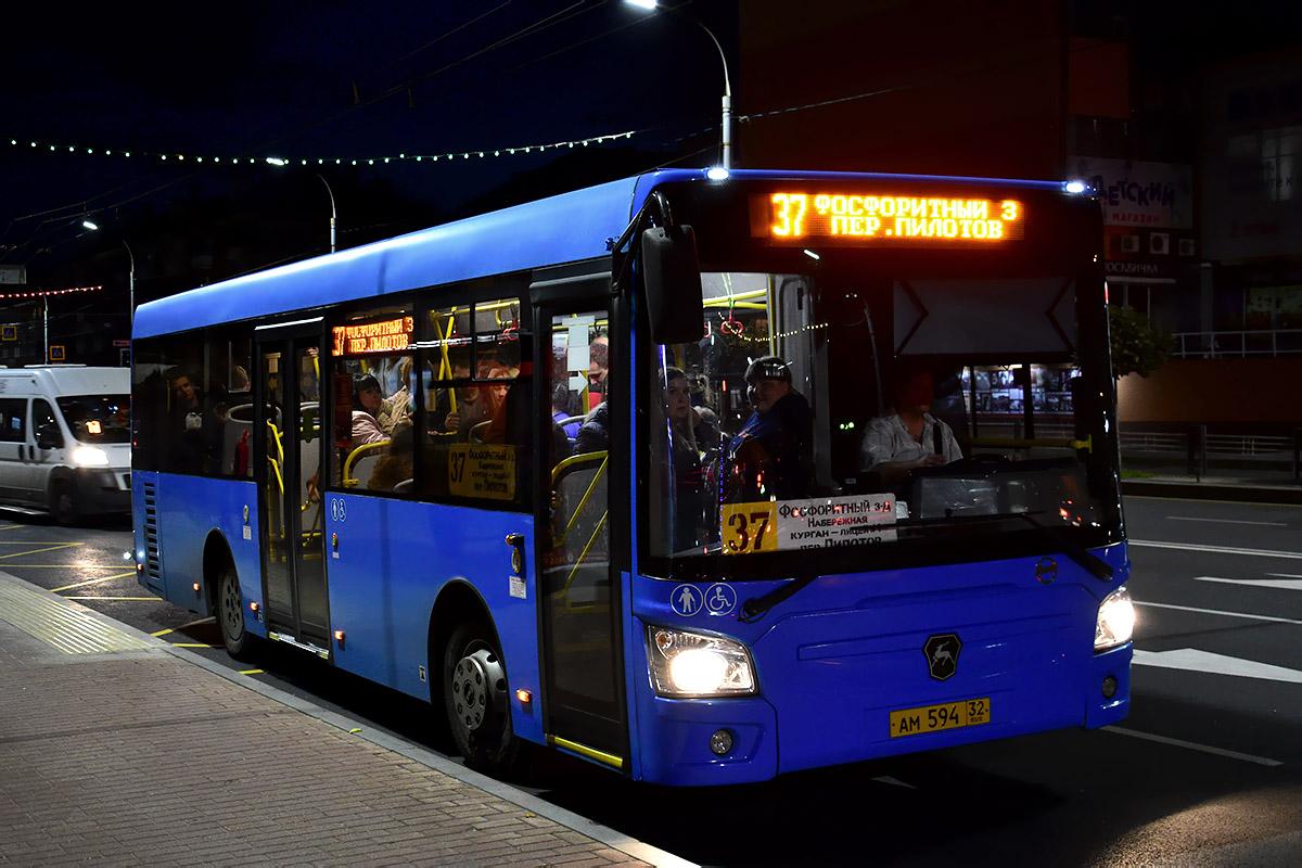 С завтрашнего дня автобус №37а поедет до Телецентра