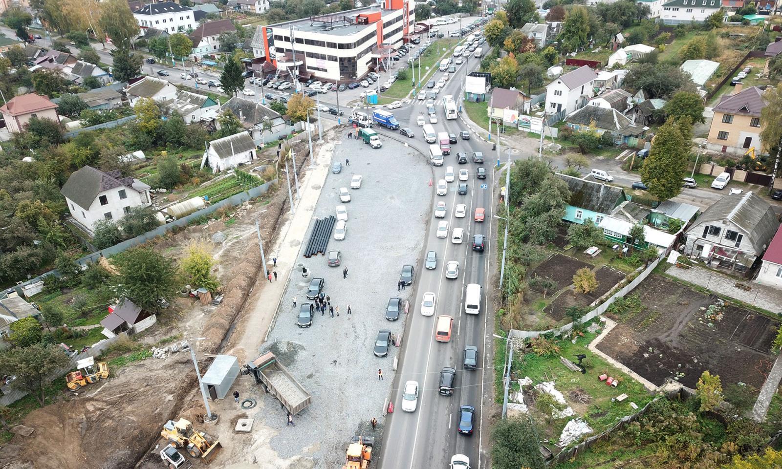 В Брянске приступают ко второму этапу расширения Городищенской горки