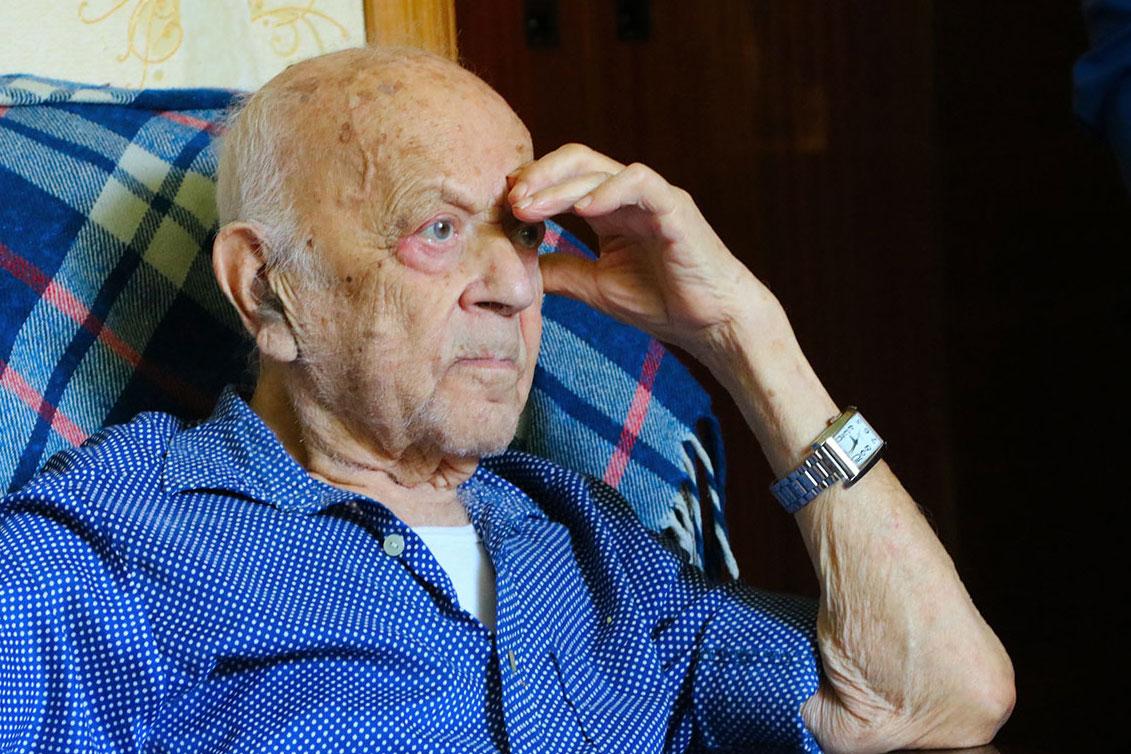 Аба Хенкин, прославивший Брянщину, отметил 103-ий день рождения