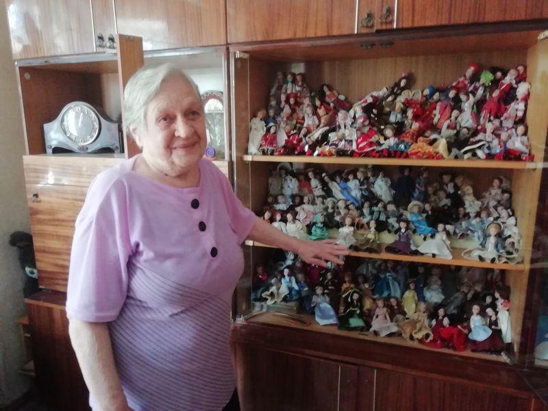 Жительница Советского района Брянска отметила 95-ый день рождения