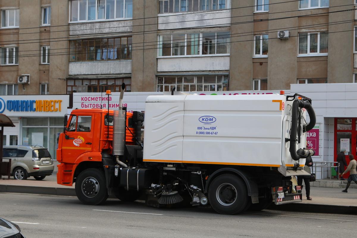 В Брянске за 80 миллионов рублей купят новую дорожную технику