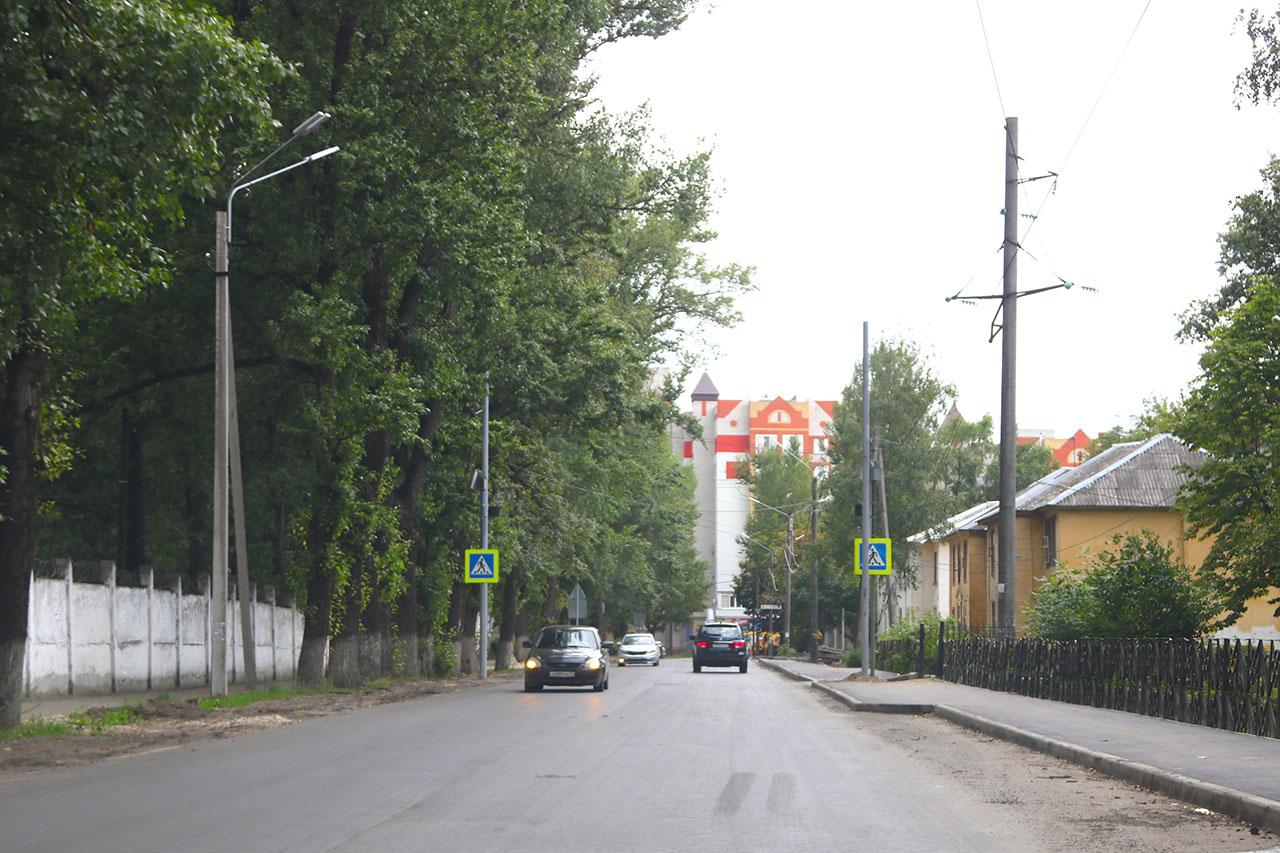 7 светофоров обещают поставить наулице Абашева вБрянске