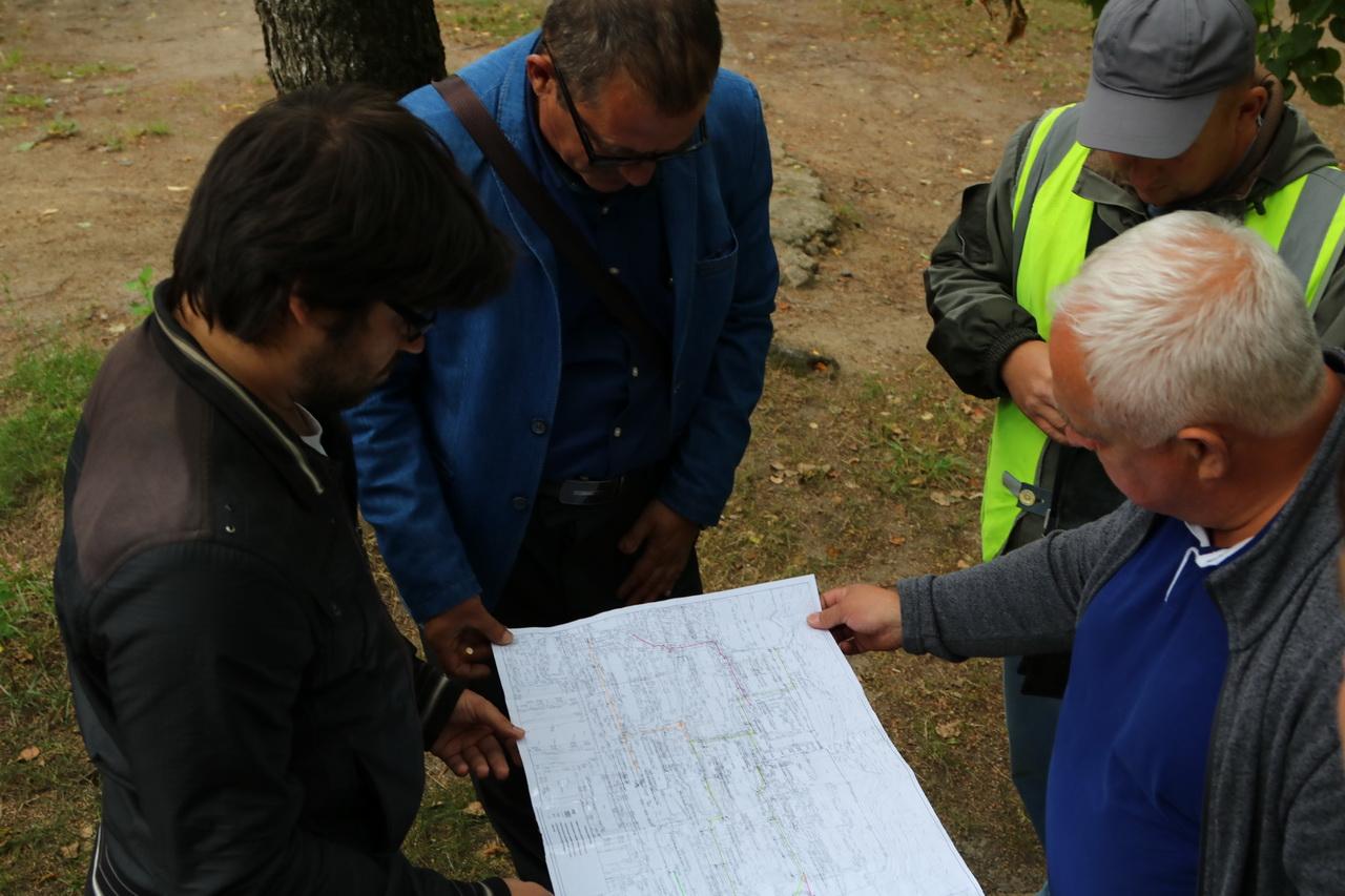 На переулке Пилотов в Брянске приступают к строительству новой ливневки