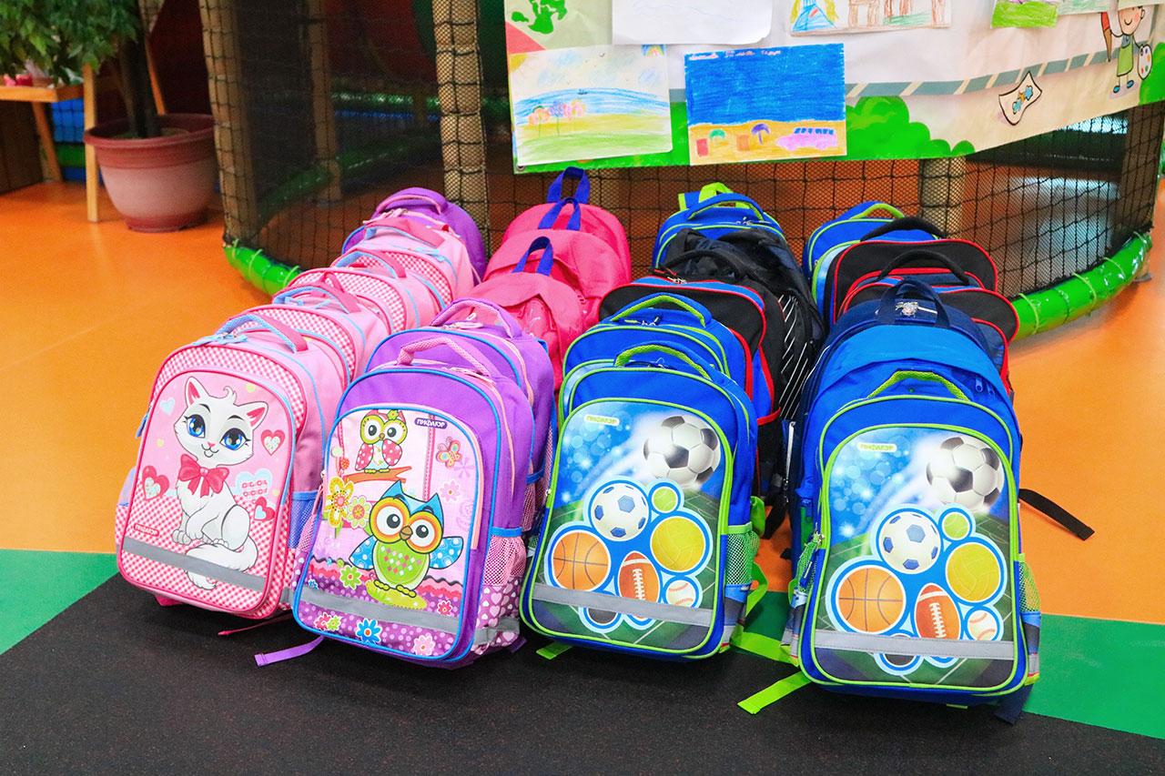 Брянцам предлагают помочь собрать в школу детей из малоимущих семей