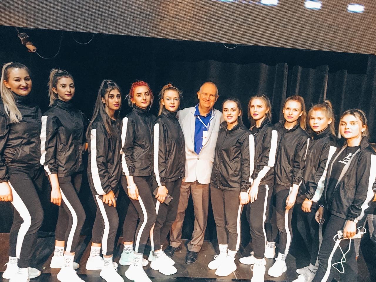 Брянские танцоры выиграли открытый Кубок России