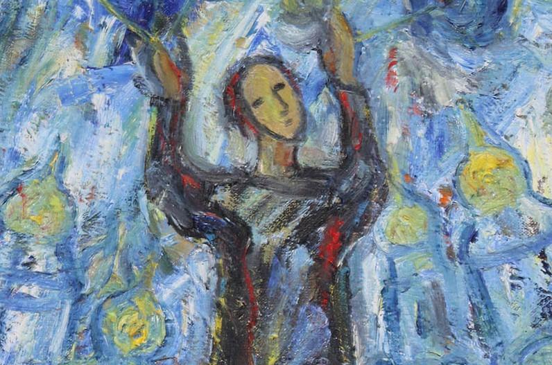 Персональная выставка «Живопись Нины Кирюхиной» откроется в Брянске
