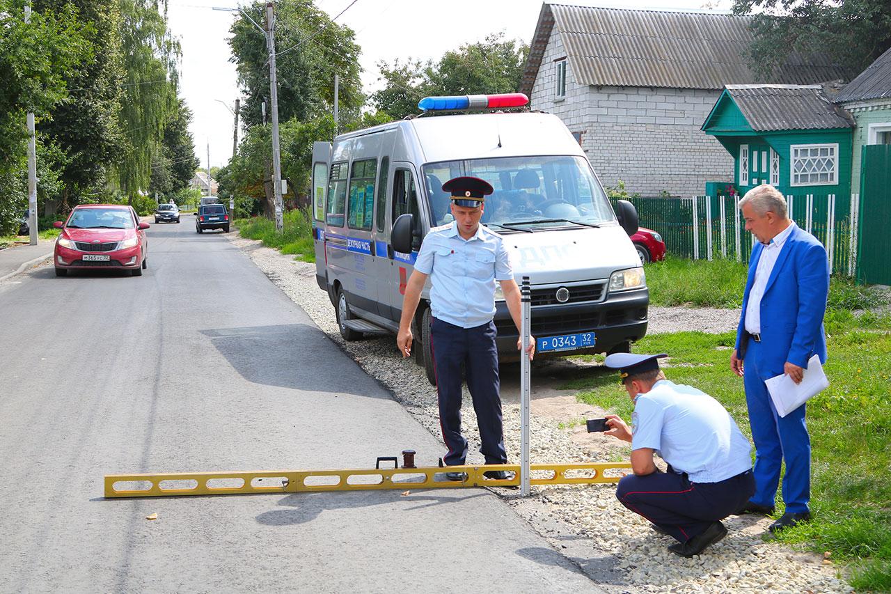 Улицу Плодородную в Брянске капитально отремонтировали по федеральной программе