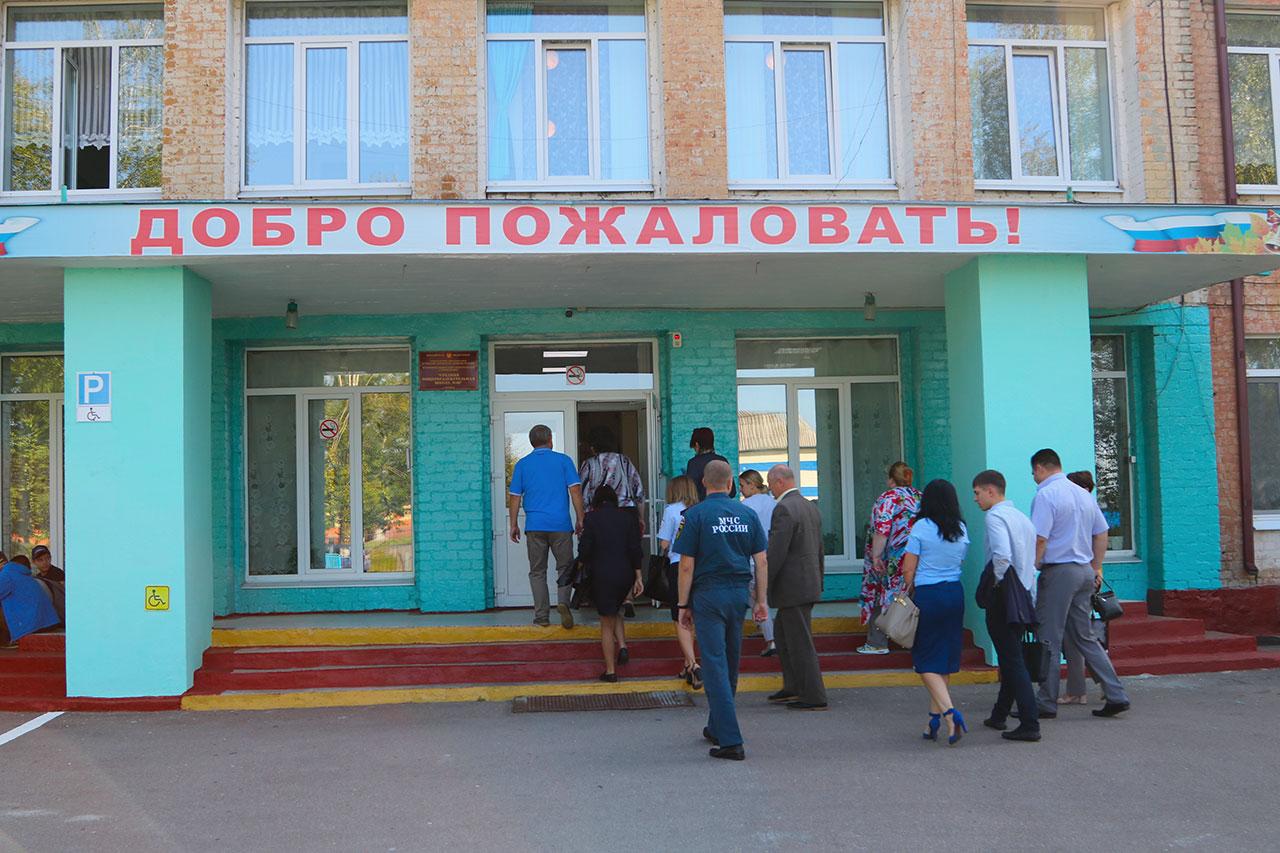 ВБрянске продолжается приёмка школ кновому учебному году