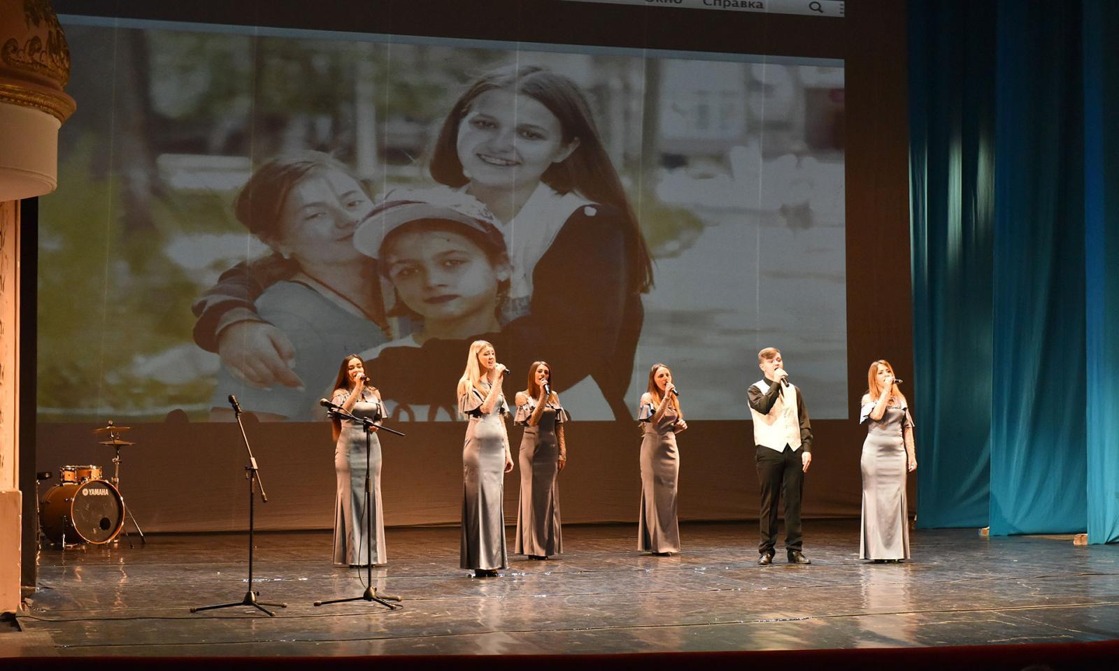 В Брянске состоялся благотворительный концерт