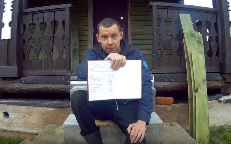 Блогер издеревни: живу на2500 рублей вмесяц инезнаю слова «стресс»