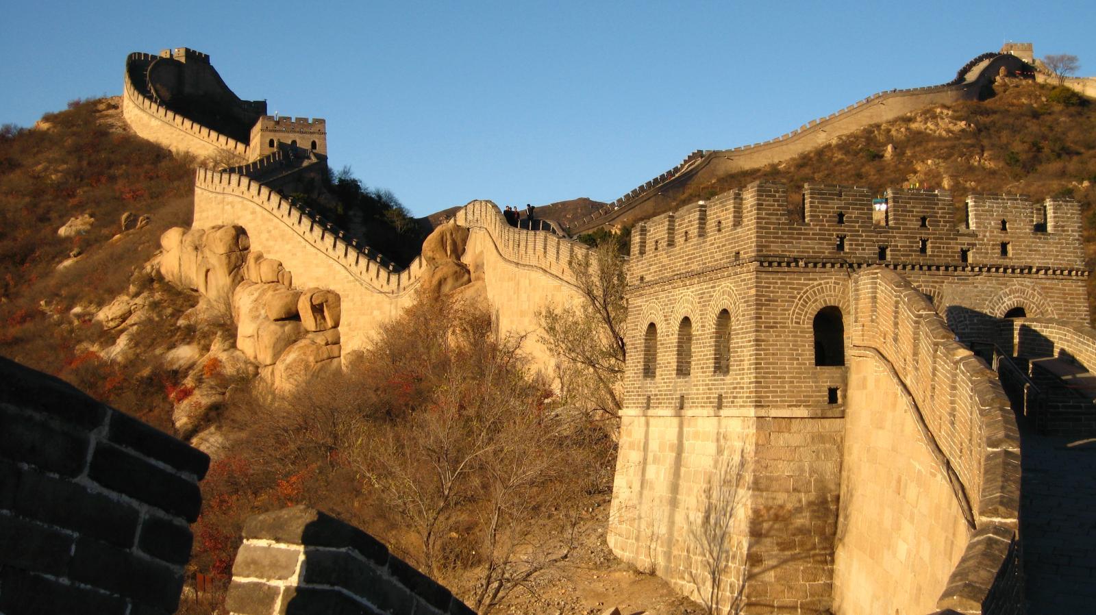 ВКитае появится новая «Великая стена»